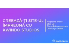 Detalii : Kwindo Studios - Create your website today!